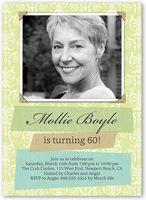 Surprise Birthday Invitations & Adult Birthday Invitations | Shutterfly