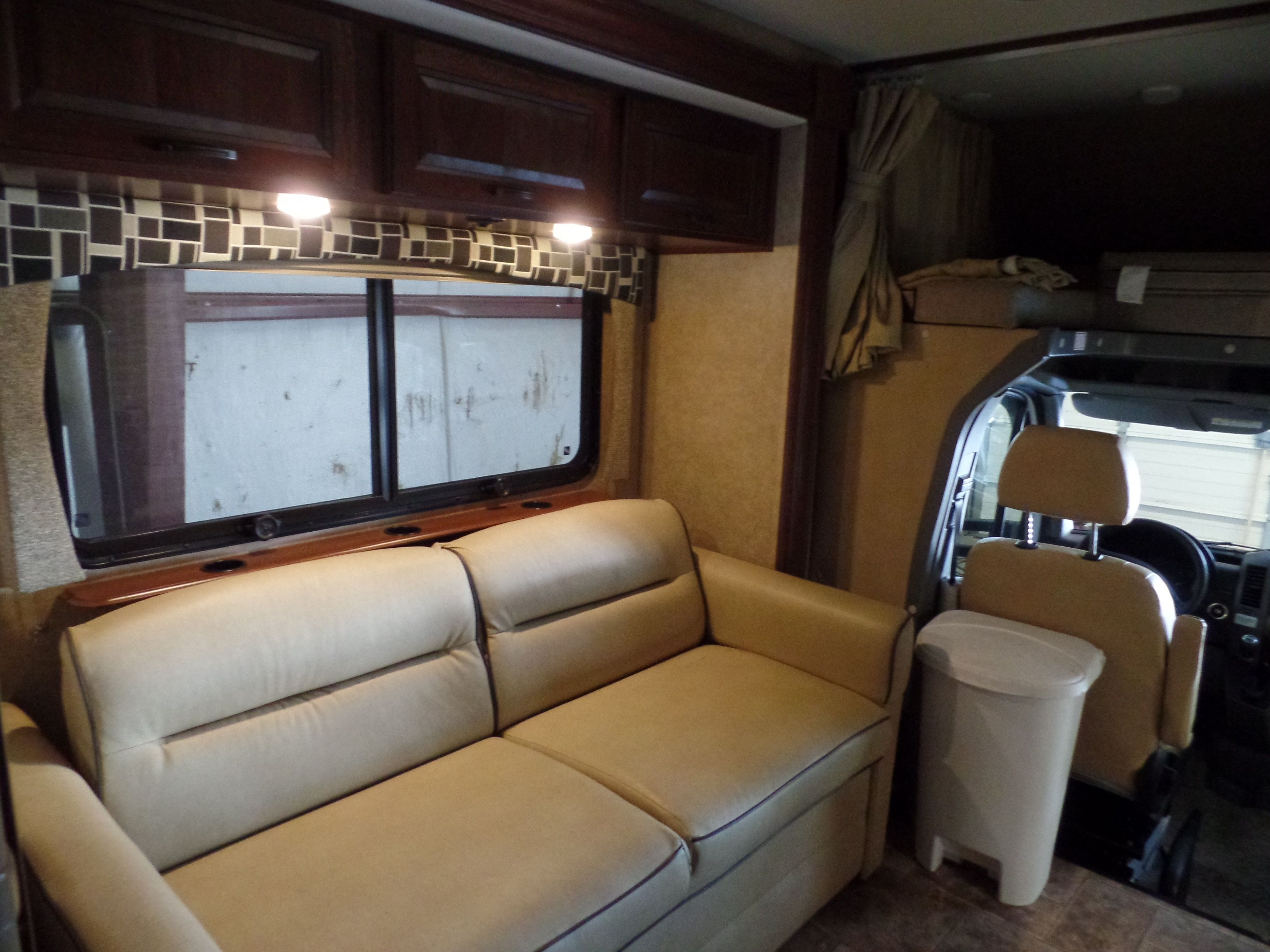 RV Rental In Charlotte NC The Solera Class B C Diesel