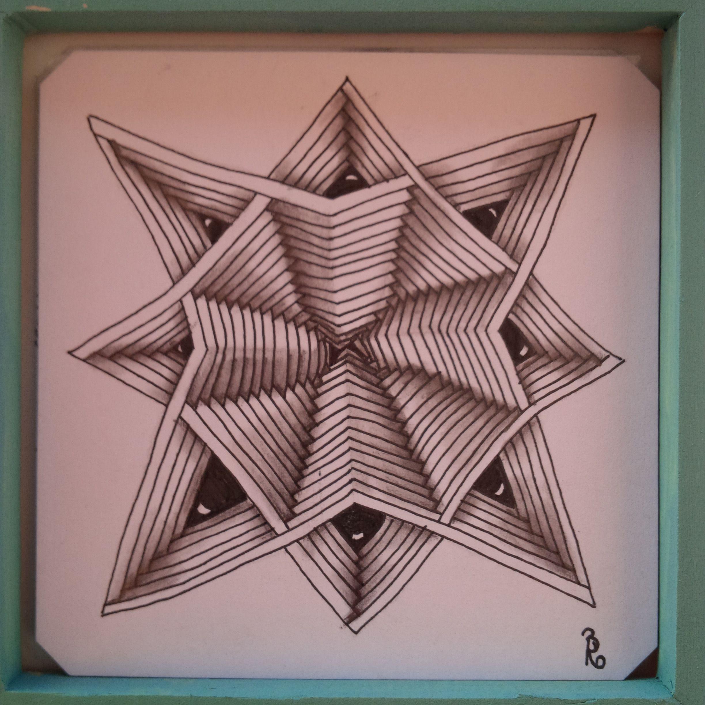 Auraknot monotangle