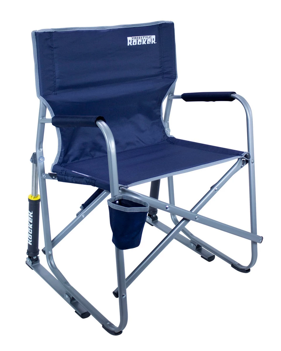 The Freestyle Rocker™ is a stylish and comfortable outdoor