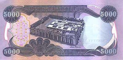 Iraqi Dinar Ing Dinars