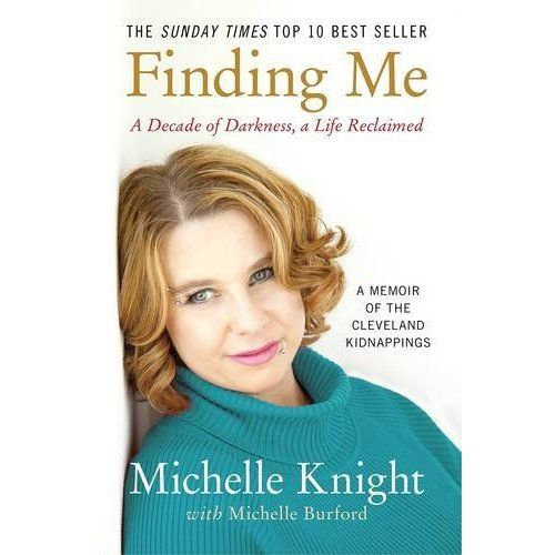 """Michelle's book """"Finding Me"""" really proves that what doesn't kill you only makes you stronger. This lady is a strong human being. Tough as nails and an inspiration. Amazing read!"""