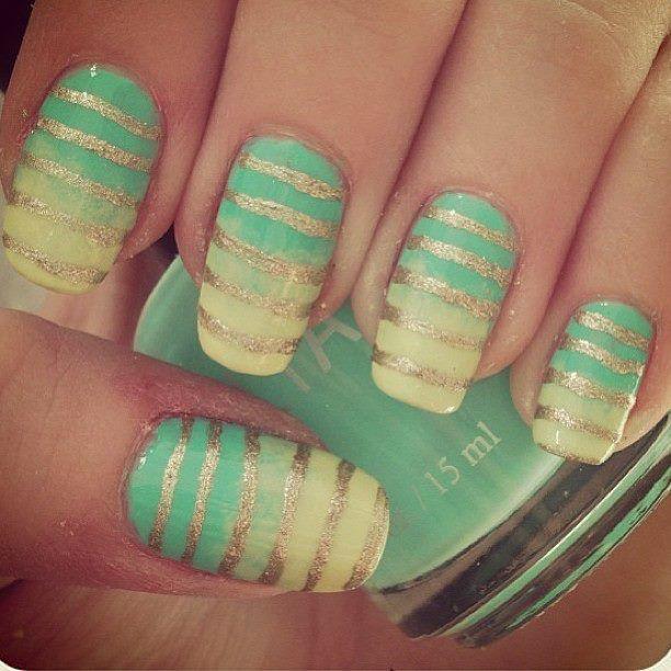 Nail Art | nail ideas | Pinterest | Arte en tus uñas, Las artes y Arte