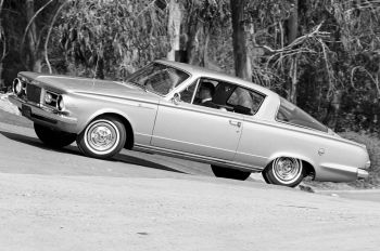 1964 Plymouth Barracuda Sport Coupe (W1-P 149)