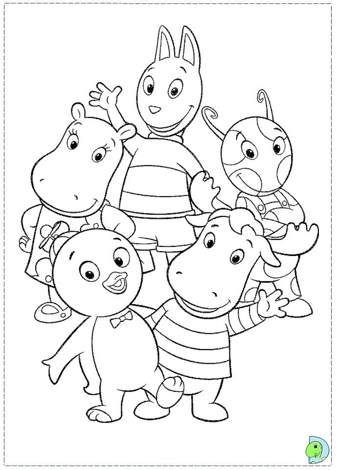 http://colorings.co/the-backyardigans-coloring-pages/ | Colorings ...
