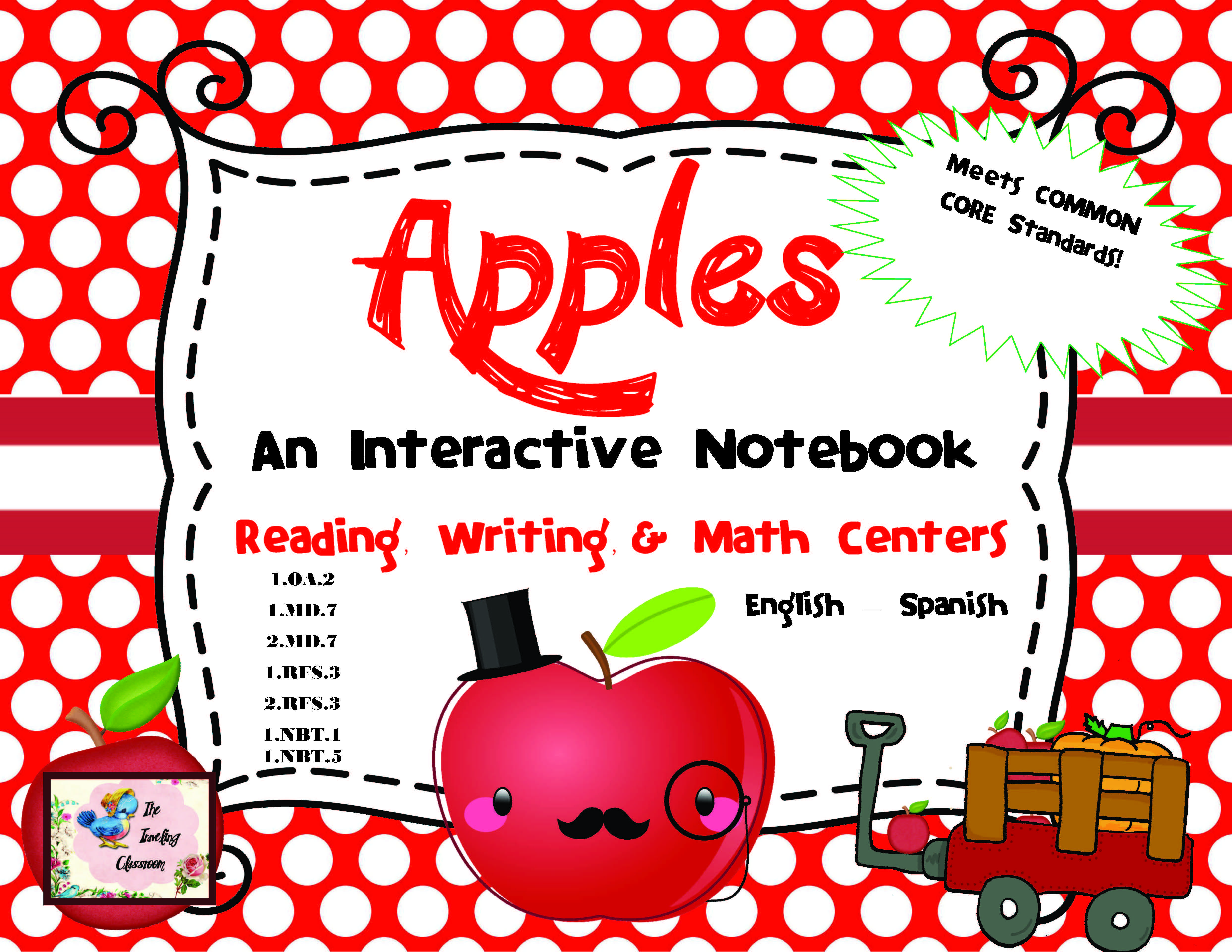Apples An Interactive Notebook In English And Spanish