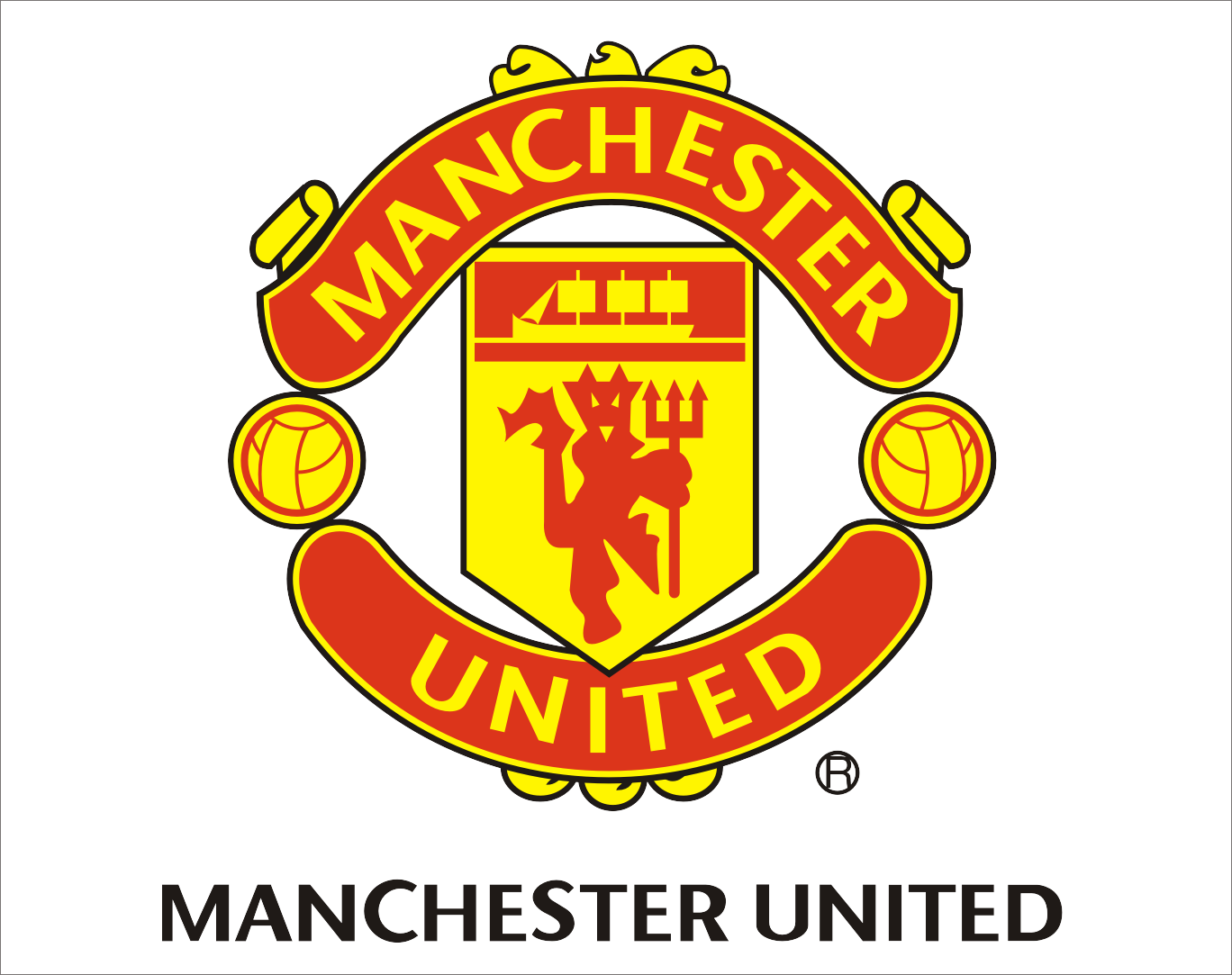 Manchester united logo design http for Design manchester