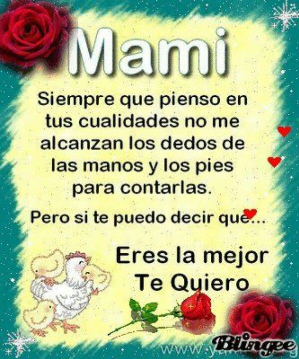 Pin By Rose Loremce On Reflexiones Mom Quotes Quotes And Notes Spanish Mothers Day Poems