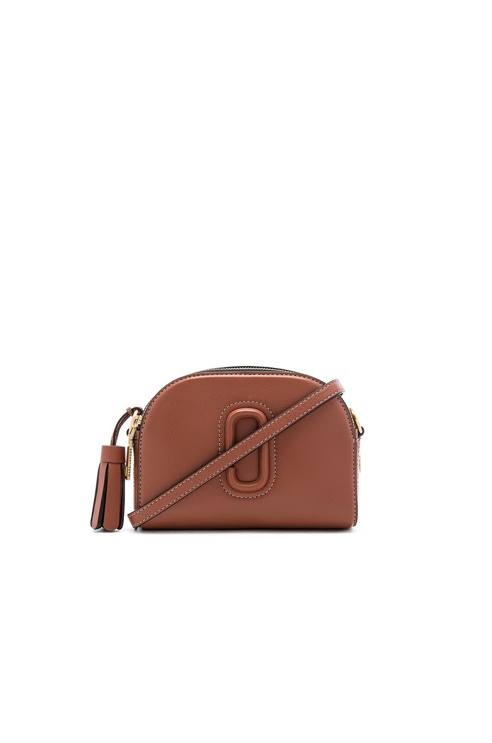 424217b9e Marc Jacobs Shutter Small Camera Bag in Cognac | wish list ...