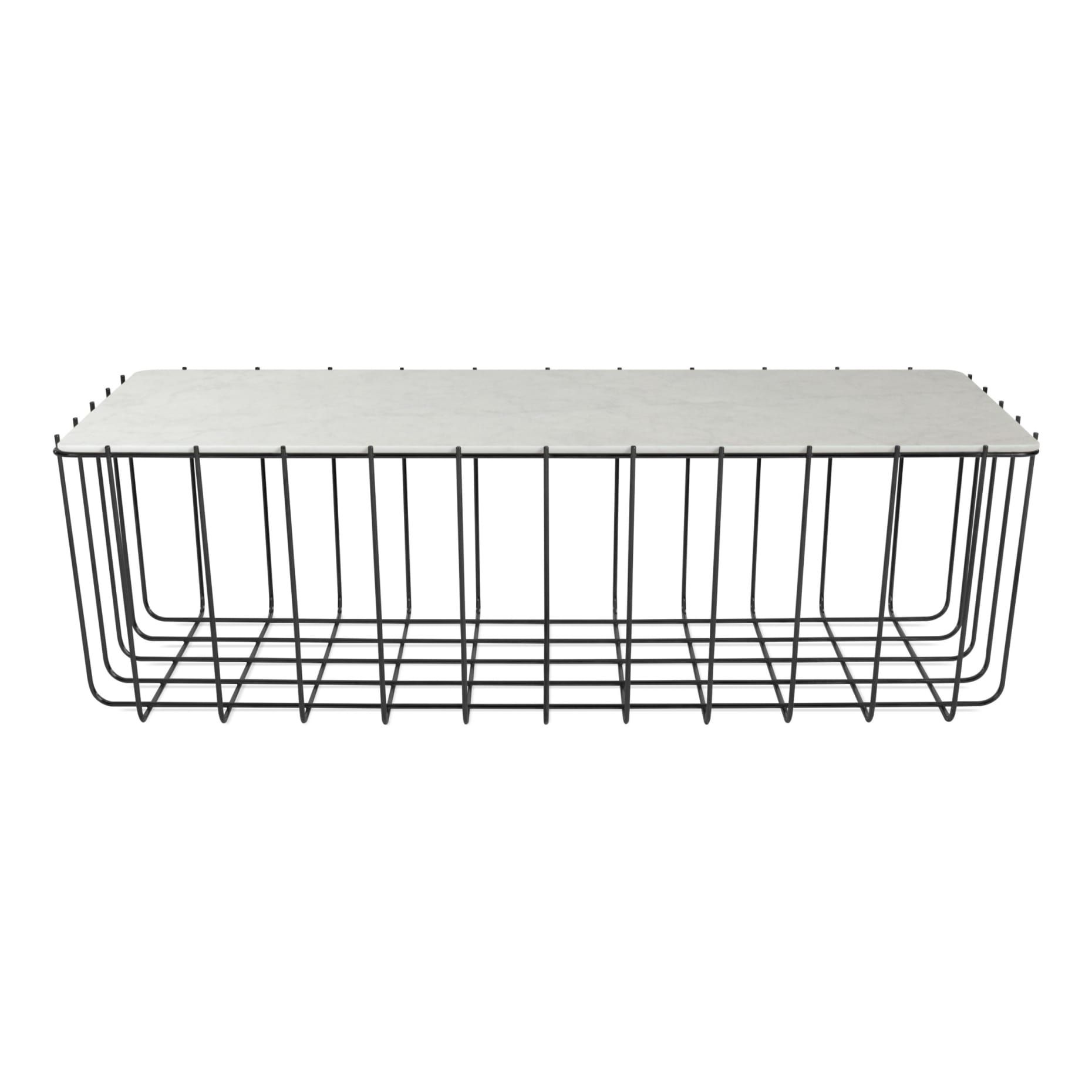 Scamp Large Coffee Table Wire Coffee Table Blu Dot Wire Coffee Table Black Coffee Tables Large Coffee Tables [ 1860 x 1860 Pixel ]