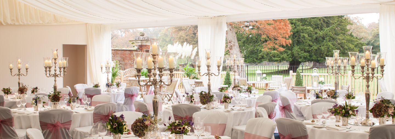 Wedding Venues Reception Venues In Hampshirewarbrook House