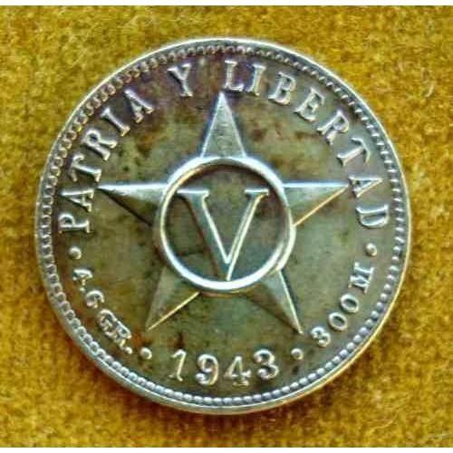 Moneda De Cuba The Nickel 5 Centavos Cuba People Cuba Cuban Art