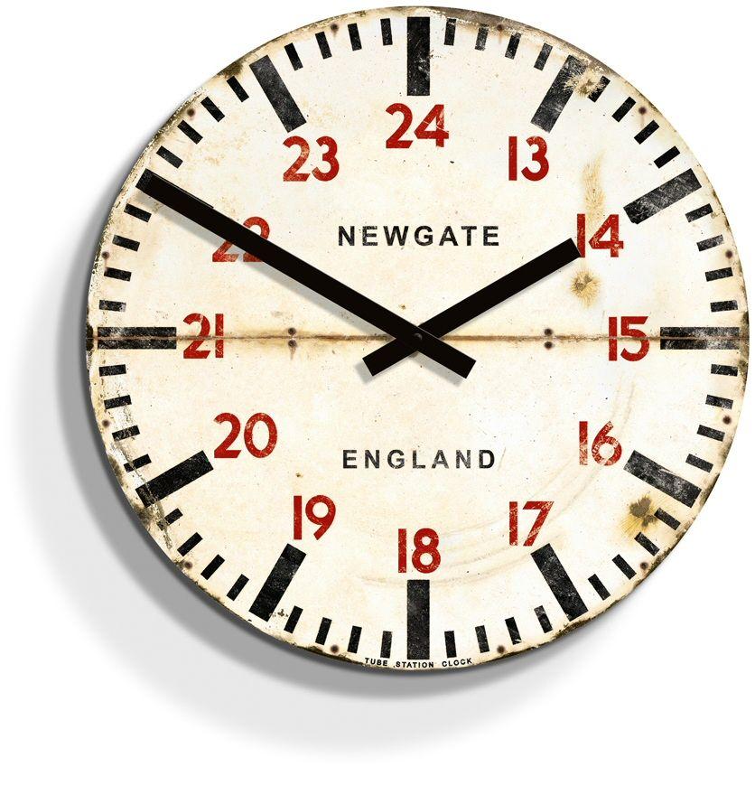 Newgate Clocks The Official Store Tube Station Clock Clocks