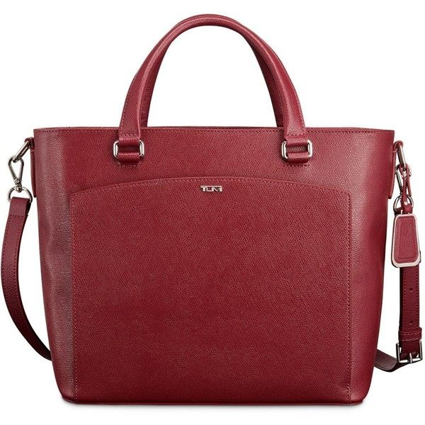 Tumi Sinclair Small Camila Tote 1 745 Pln Liked On Polyvore Featuring Bags