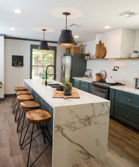 Fixer Upper Real Pictures German Shmear House Bower Power Kitchen Design Kitchen Inspiration Design Rustic Kitchen