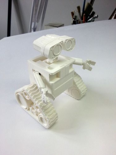WALL-e ( cut into parts ) 3D Printing 76722