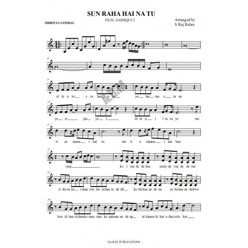Violin Notes For Bollywood Sheet Music Book Millennium Hits V 1 Pdf Sheet Music Sheet Music Book Violin Songs Presenting here thus is a list of some latest bollywood songs with their piano notations which you can play on your keyboards or piano. violin notes for bollywood sheet music