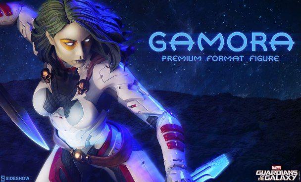 ToyzMag.com » Gamora en prévision chez Sideshow