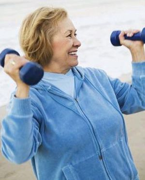 exercises for women over 60  aerobic exercise