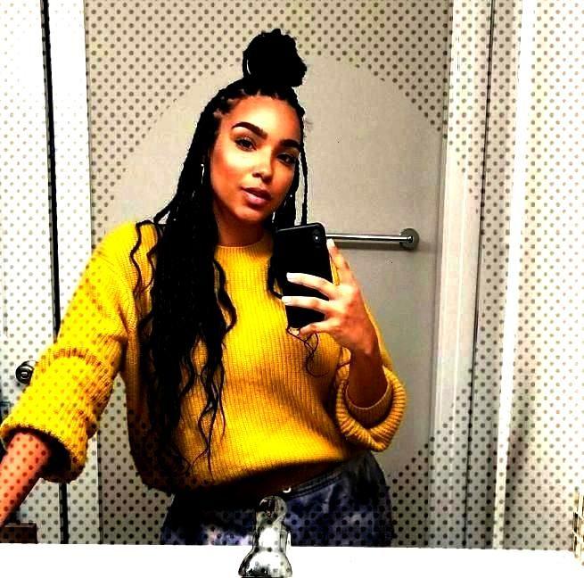Braids, la nouvelle coiffure tendance ! - Ma Coiffeuse Afro - goddess braids -Les Boho Braids, la n