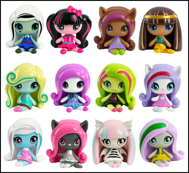 Monster High Room Decor Assortment
