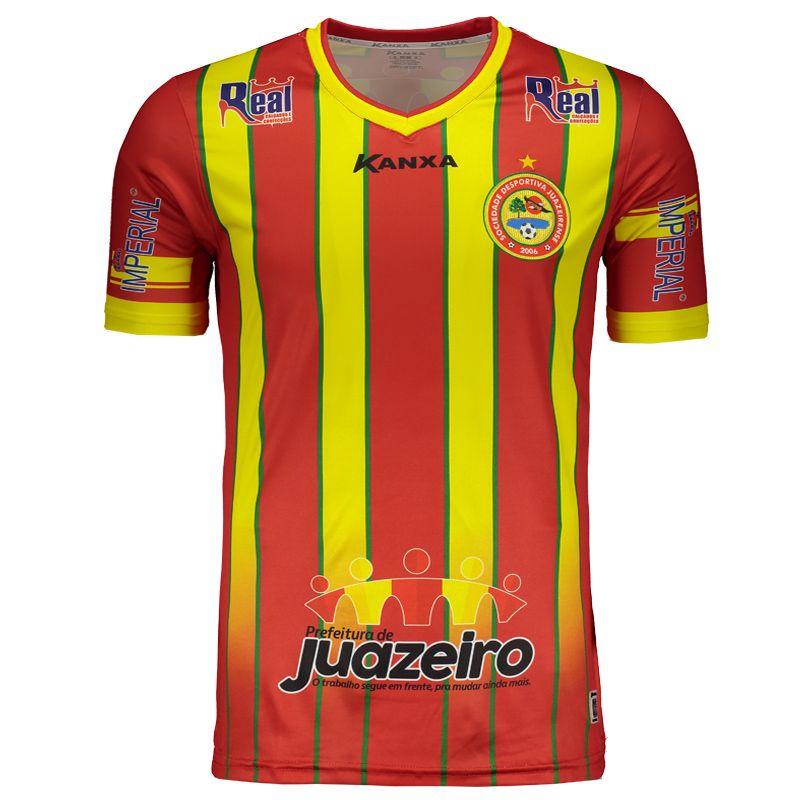 Camisa Kanxa Juazeirense I 2017 N° 9 Somente na FutFanatics você compra agora Camisa Kanxa Juazeirense I 2017 N° 9 por apenas R$ 119.90. Nordeste. Por apenas 119.90