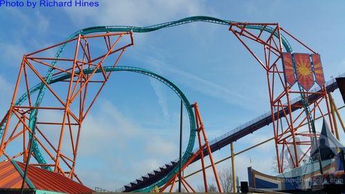 new coaster tempesto highlights