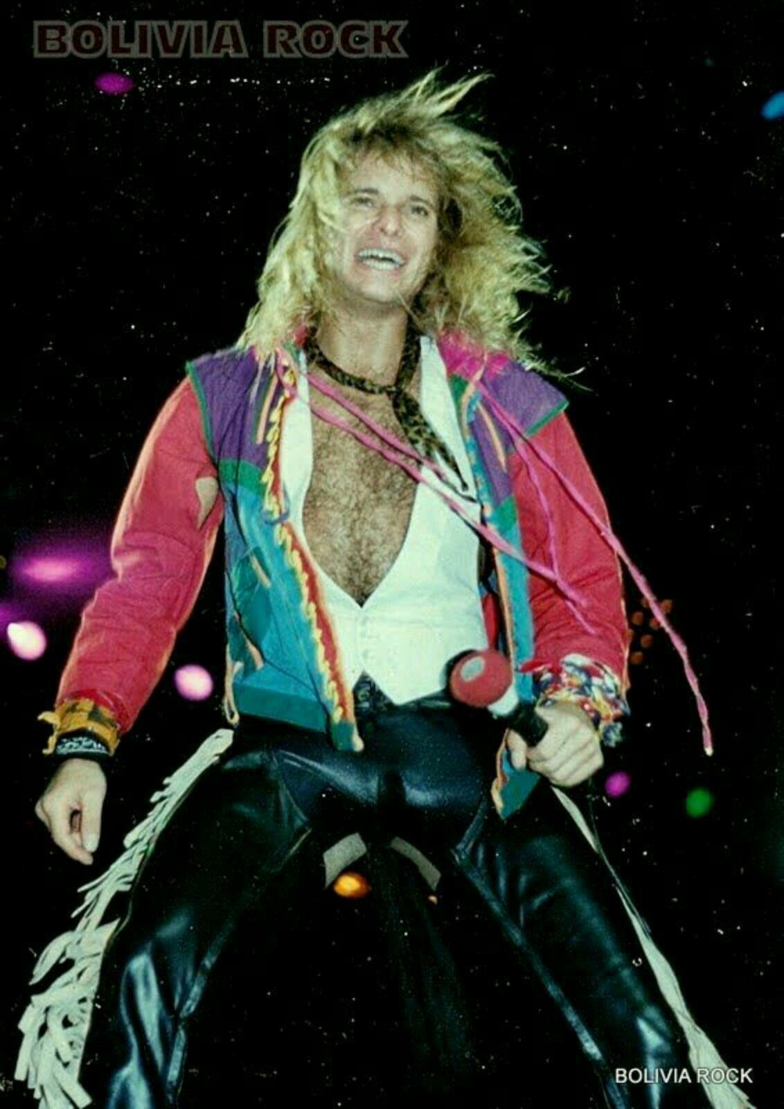 Wearing The 80 S Like A Pro David Lee Roth Eddie Van Halen David Lee