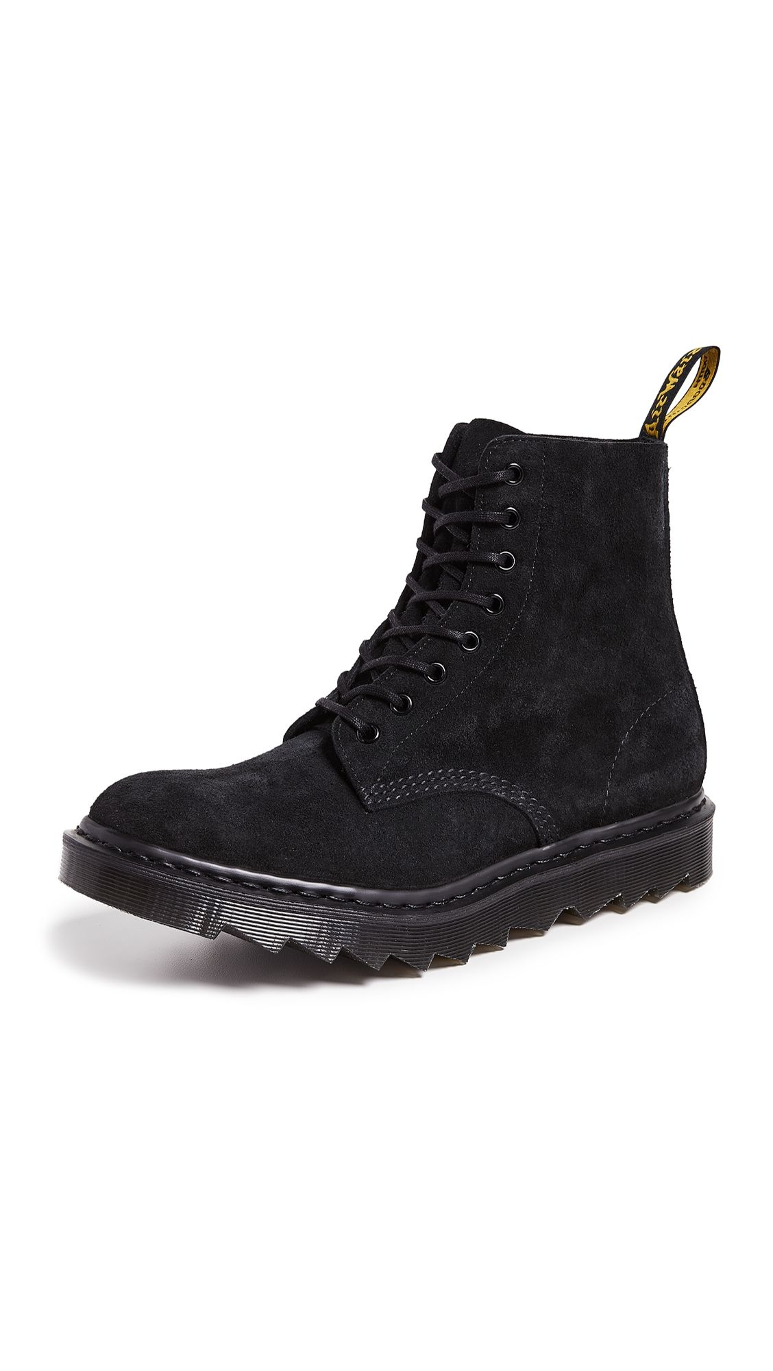 Dr. Martens 1460 Pascal 8 Eye Suede