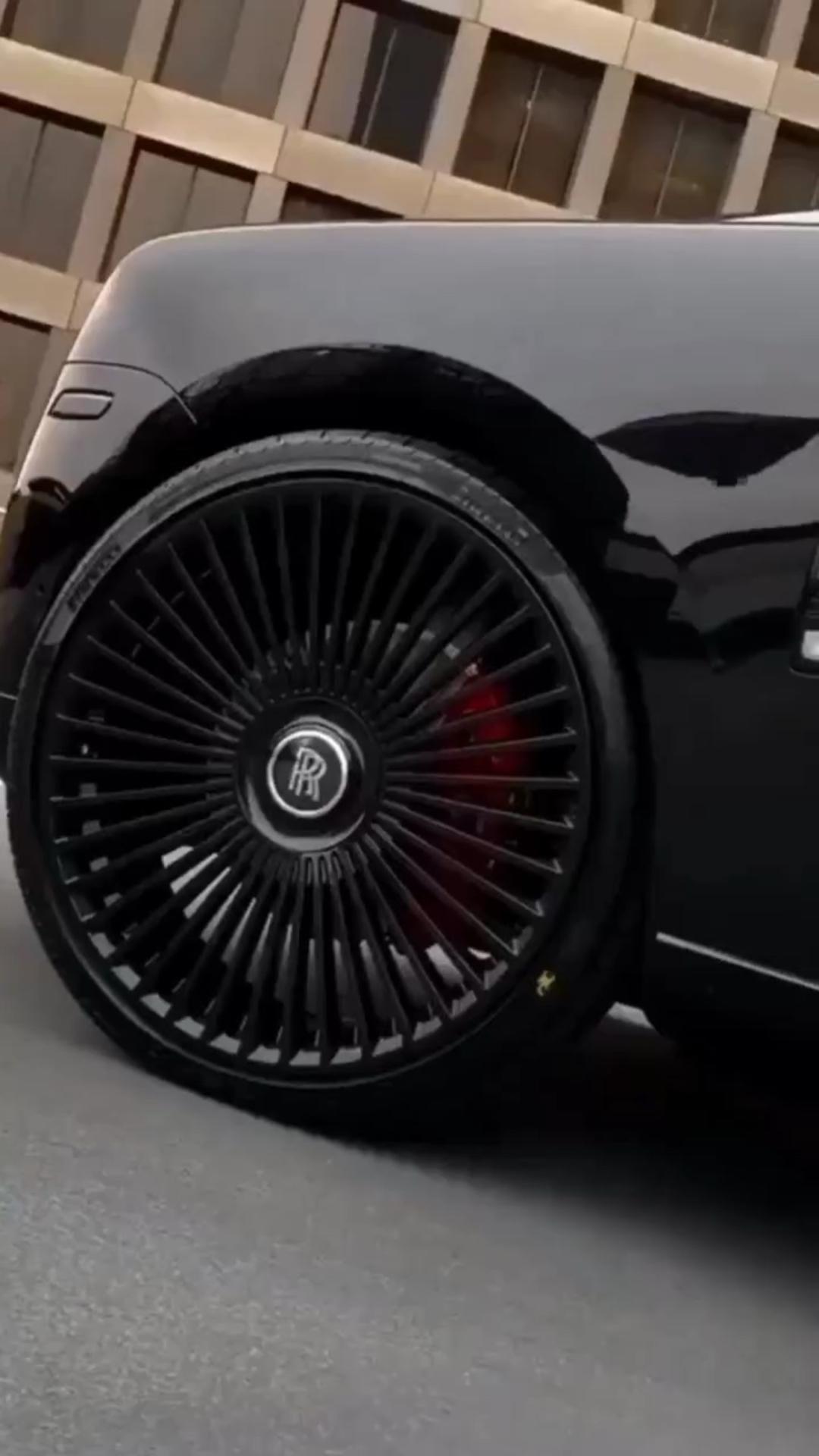 Is This Rolls-Royce Badass? 😈