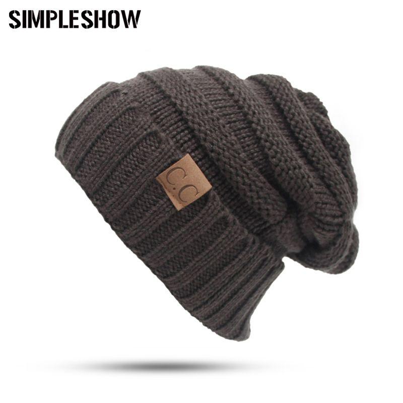 Aliexpress.com  Comprar Las nuevas mujeres del Diseño Hombres de Invierno  Sombrero de Punto 7f7d4b7e216