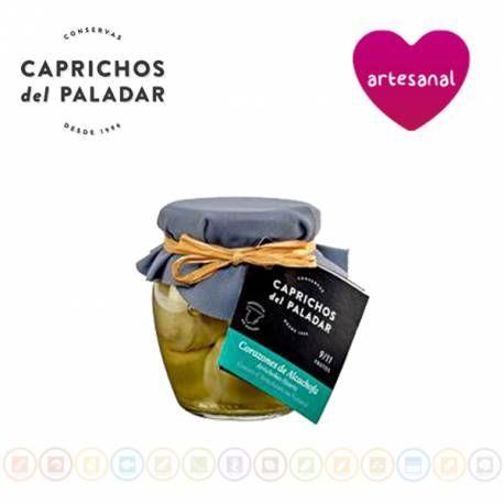 Corazones de Alcachofa Premium 12/14 piezas , Caprichos del Paladar ...