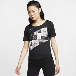 Photo of Nike Damen-Laufoberteil – Schwarz Nike