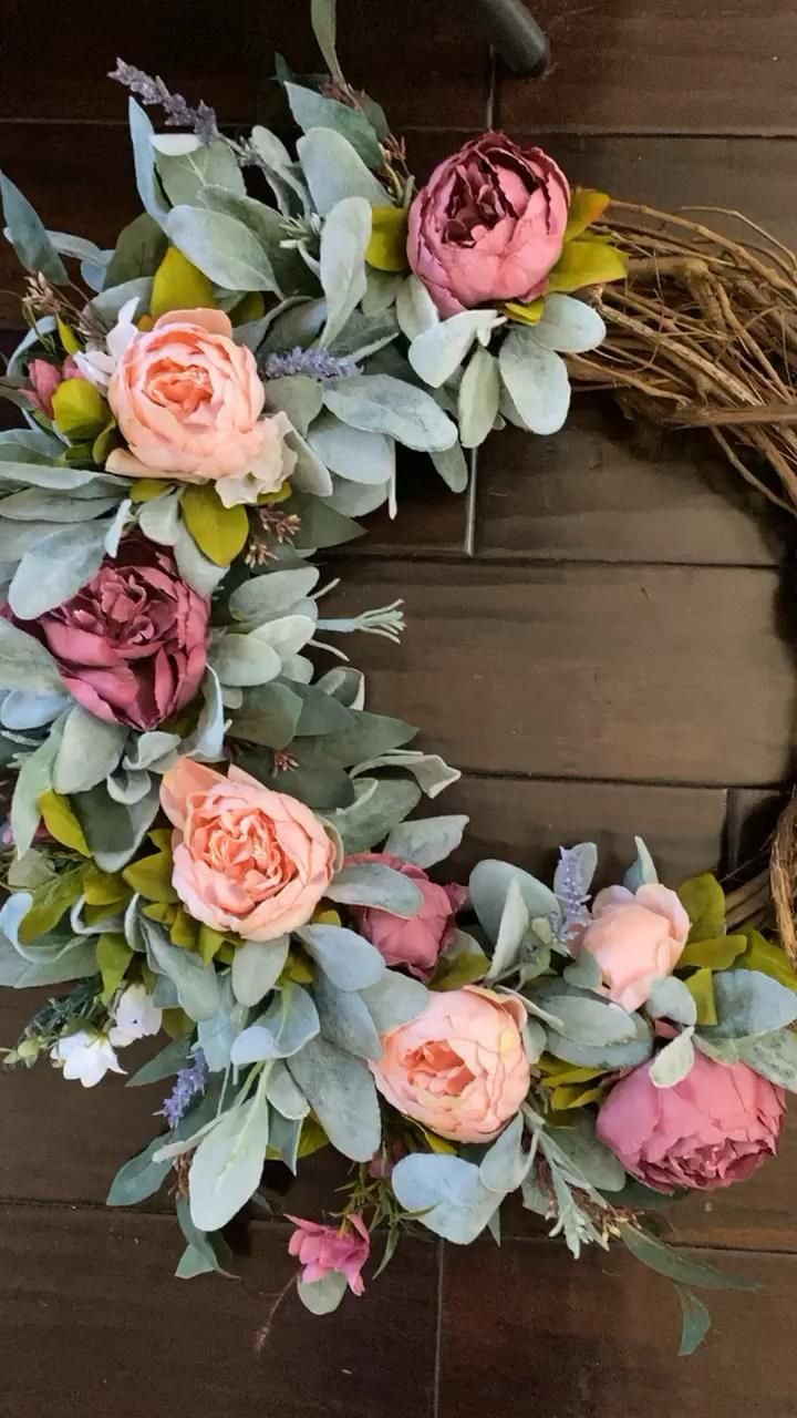Photo of Spring wreaths