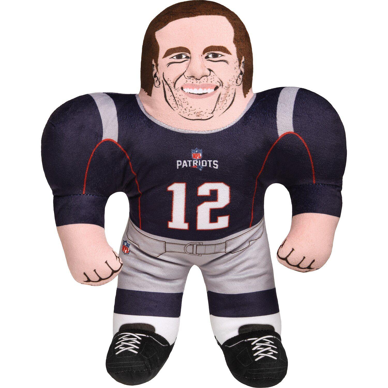 Tom Brady New England Patriots 24 Studds Plush In 2020 New England Patriots Merchandise Tom Brady News New England Patriots