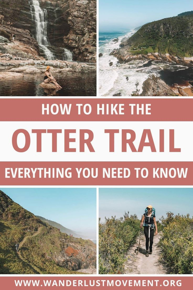 Hiking The Otter Trail in South Africa Absolutely