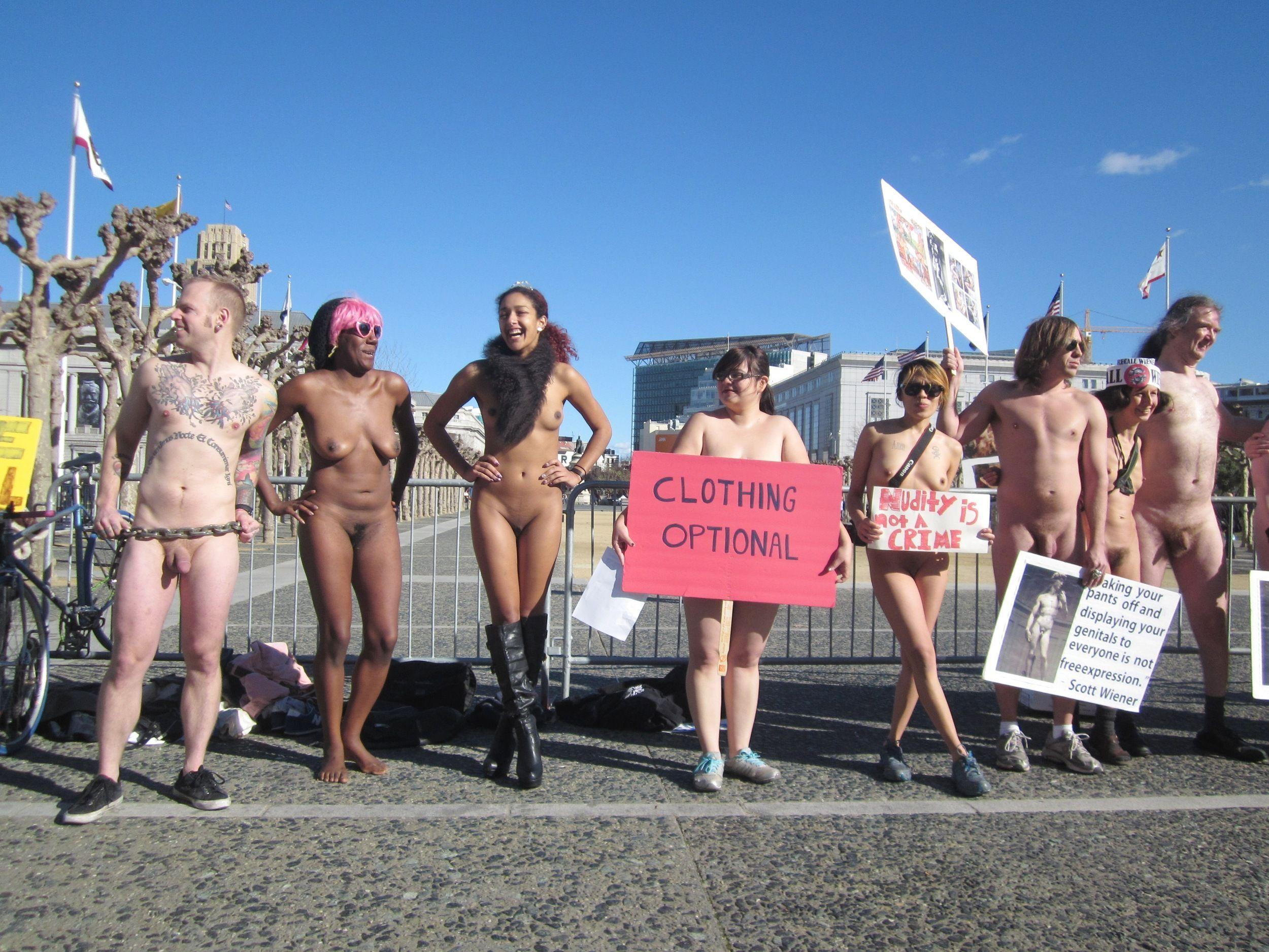 Naked naturists nudist pic