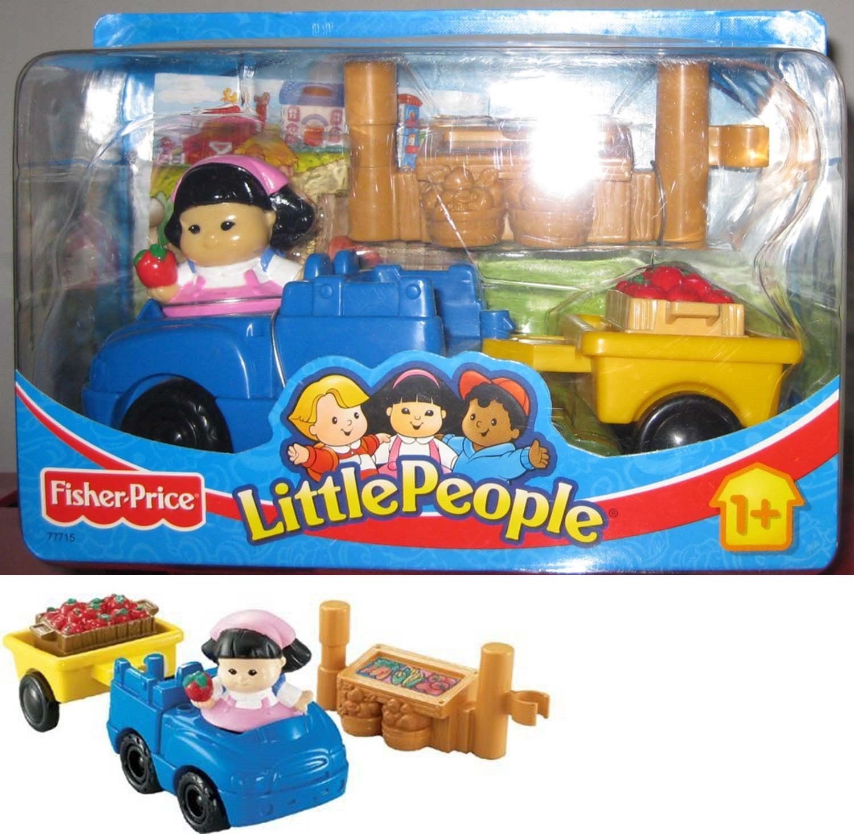 Little People   Fisher Price Little People Sonya Truck