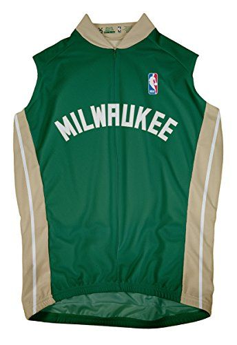 16ea34200 NBA Milwaukee Bucks Mens Sleeveless Away Jersey XXLarge Green    To view  further for this item