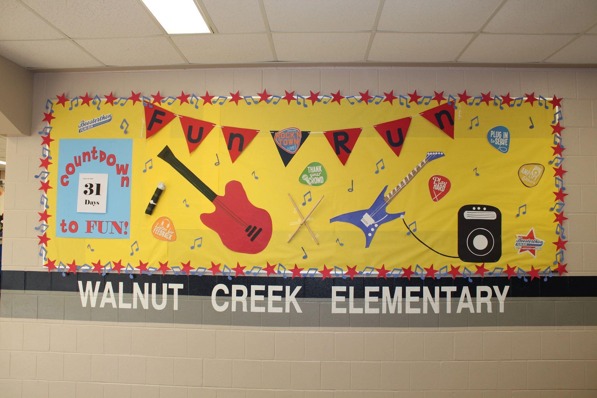 Walnut Creek Elementary in Papillion, NE!