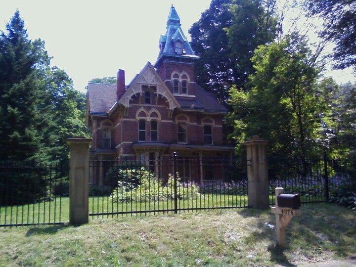 Orr mansion laporte indiana indiana pinterest for Where is laporte indiana