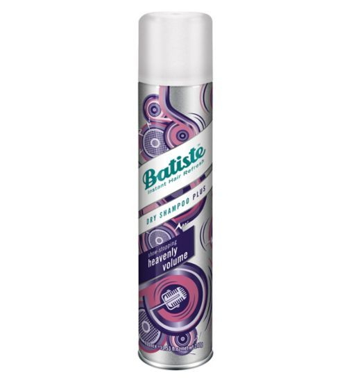 Batiste Dry Shampoo Heavenly Volume 400ml Boots Jo Suggested Using A Dry Shampoo For Texture Dry Shampoo Batiste Dry Shampoo Shampoo