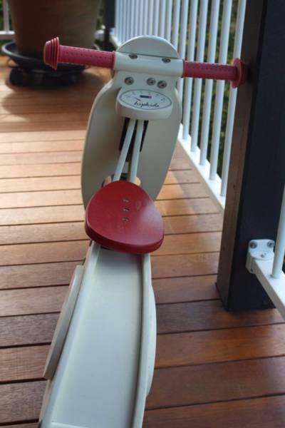 Hipkids wooden vespa balance bike | Toys - Outdoor | Gumtree ...