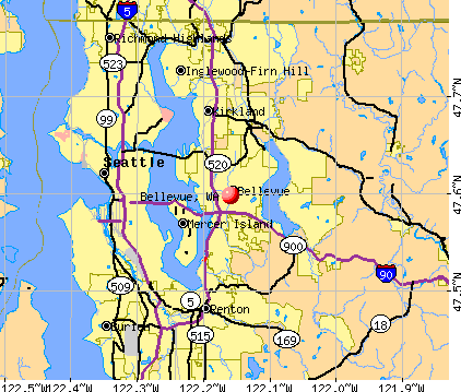 Bellevue, WA map | ROADTRIP! | Washington map, Bellevue ... on kahlotus washington map, dungeness washington map, madison washington map, wishram washington map, clallam bay washington map, lincoln washington map, topeka washington map, bellevue wa, city of medina washington map, belltown washington map, north idaho washington map, beacon hill washington map, coal creek washington map, copper city washington map, kirkland washington map, seattle washington map, north king county washington map, brush prairie washington map, aberdeen washington map, caldwell washington map,