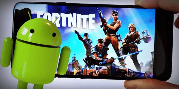 تحميل لعبة فورت نايت Fortnite للأندرويد Smartphone Phone Smart