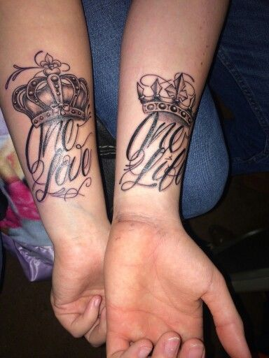 One Life One Love Tattoo Done By Billy Hardin At Wicked Needle In