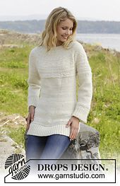 Ravelry: 157-5 Elinor Dashwood pattern by DROPS design