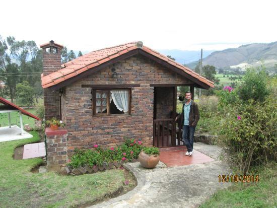 Imagen de granja el milagro caba as campestres tibasosa for Planos de casas de campo rusticas
