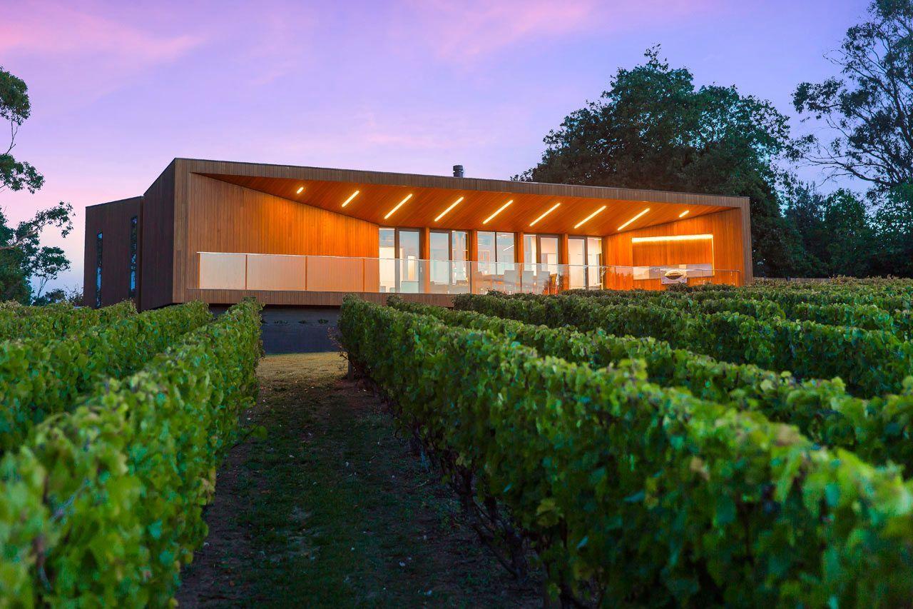 Stavba s vinohradníckou tradíciou