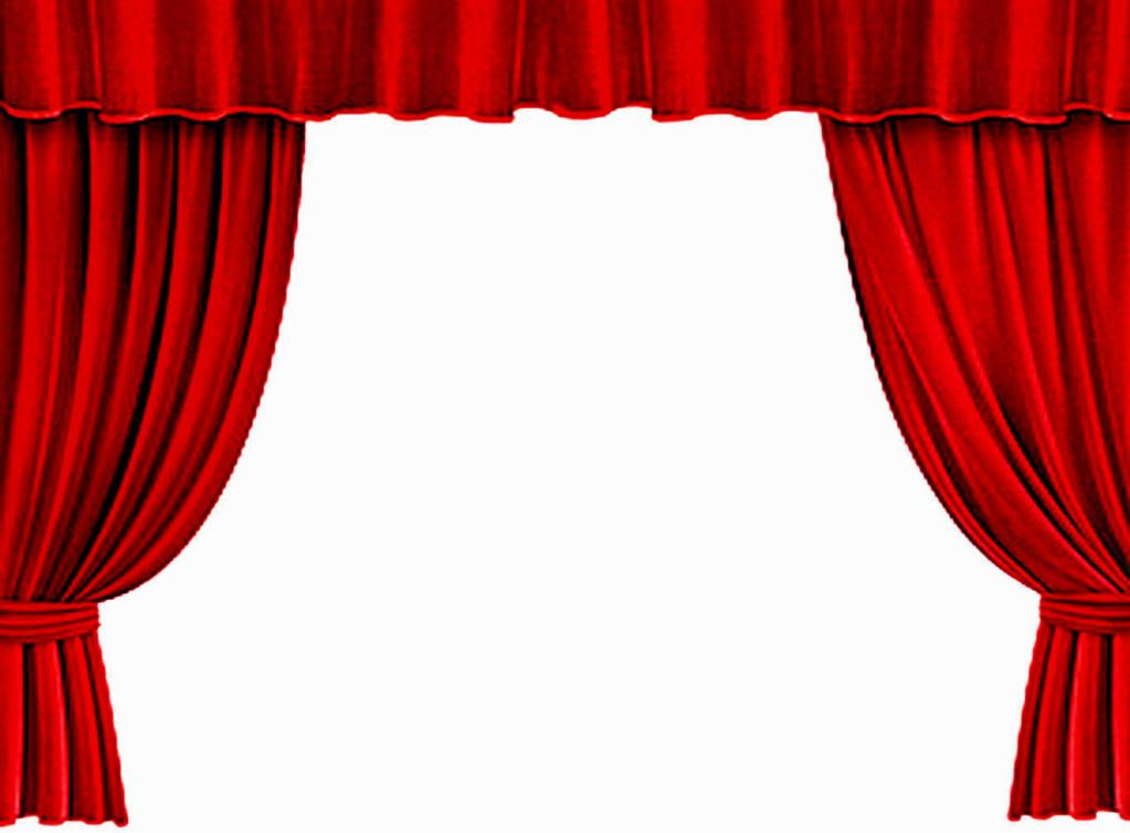 Lovely Movie Theater Clip Art | Red Curtains Opened Graphics, Pictures, U0026 Imagesu2026